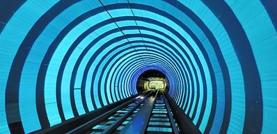 Bund Tourist Tunnel / 外滩观光隧道