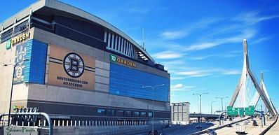 Boston Blazers at TD Garden