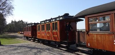 Tåg på Gotland