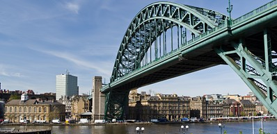 Die Tyne Brücke