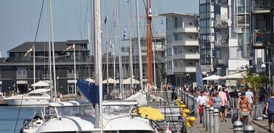 Norra Hamnen, Helsingborg
