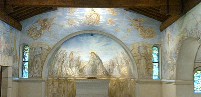The Foujita Chapel