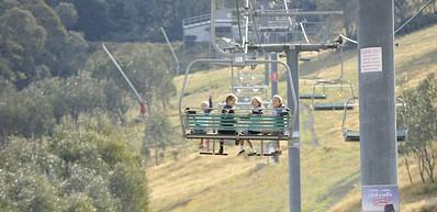 Kosciuszko Express Chairlift