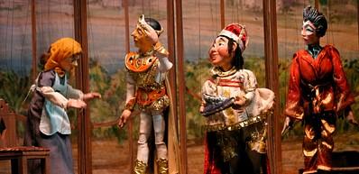 Centro das Artes de Teatro de Fantoches