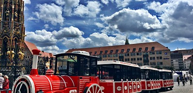 Old Town Tour - Mini Train