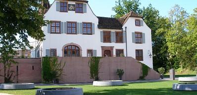 Ресторан Schloss Binningen