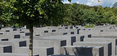 Denkmal für die ermordeten Juden Europas (Monumento a los judíos asesinados de Europa)
