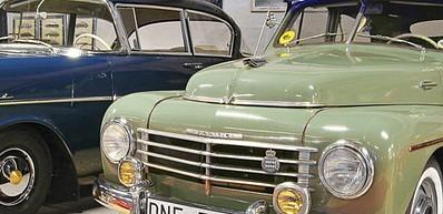Muzeum Samochodów Albinssona i Sjöberga
