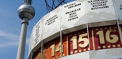 Fernsehturm (Alexanderplatz och TV-tornet)