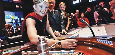 Spielbank Bremen mit Casino-Bar