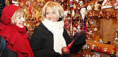 Всемирно известная рождественская ярмарка Christkindlesmarkt
