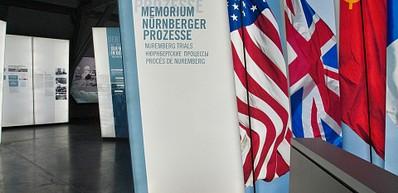 Mémorial du procès de Nuremberg