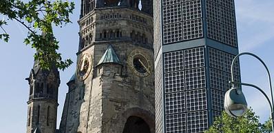 Kaiser-Wilhelm-Gedächtnis-Kirche (Iglesia memorial de Kaiser Wilhelm)