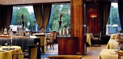 «Primera planta» en el Hotel Palace Berlin