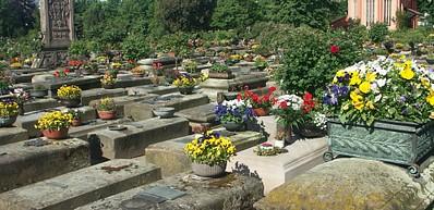 Friedhof St. Johannis (Cementerio de San Juan)