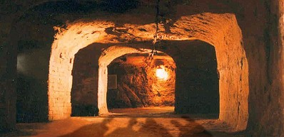Historic Rock-Cut Cellars