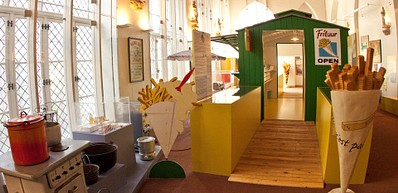 Belgian Fries Museum