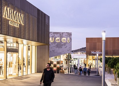 Outletcity Metzingen Outlet Mall