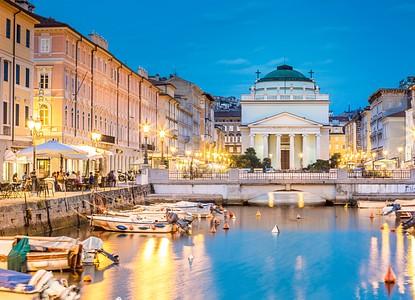 Trieste Population