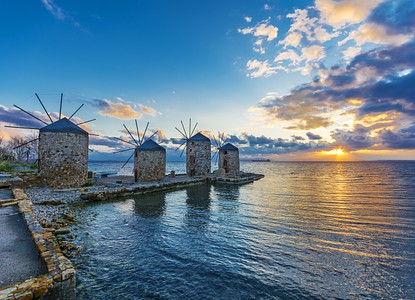 The Best Travel Guide to Chios