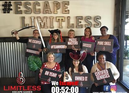 Limitless Escape Games - Stockton, California