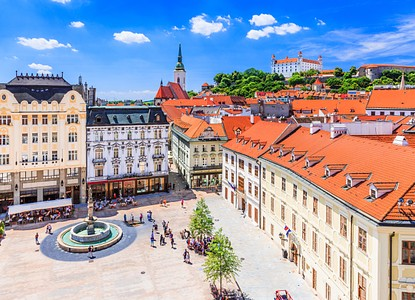 The Best Travel Guide To Bratislava