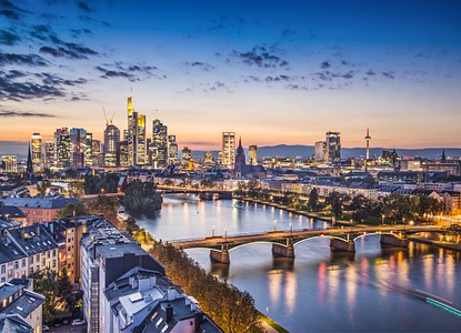 The Best Travel Guide to Frankfurt