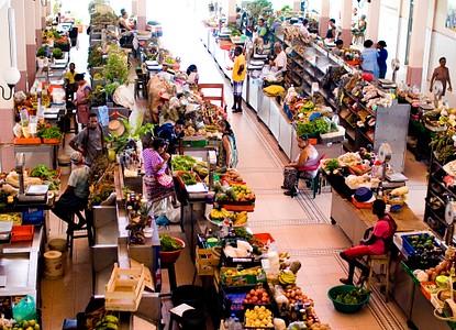 Mercado Municipal Mindelo (Sao Vicente) - Cape Verde