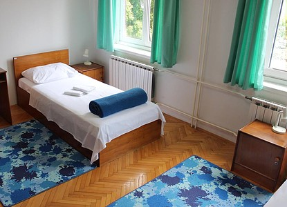 The Ivan Goran Kovacic Dormitory Rijeka Arrivalguides Com