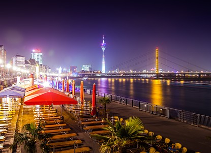 The Best Travel Guide To Dusseldorf