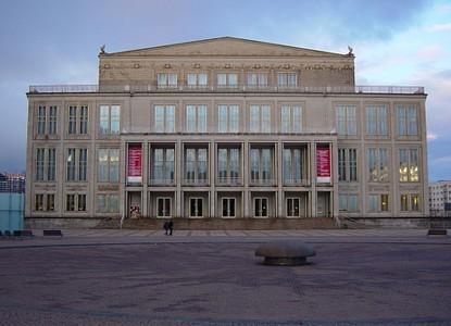 Opera House Leipzig Arrivalguides Com