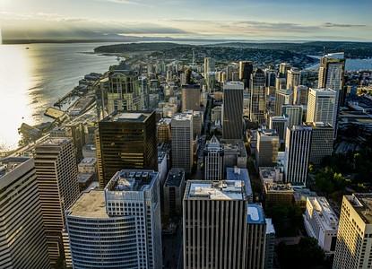 Sky View Observatory - Seattle, Washington - Arrivalguides com