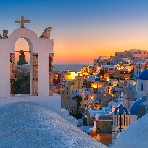 The Best Travel Guide To Santorini