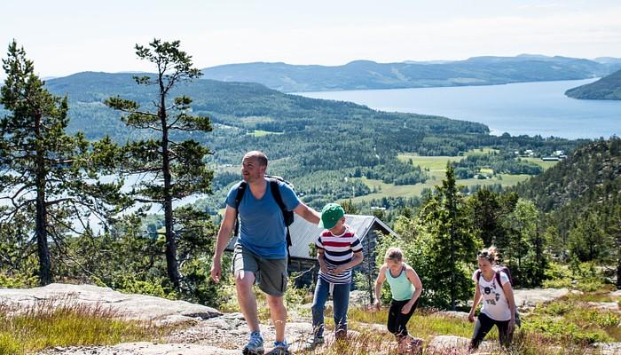 Hoga Kusten Top 5 Hiking Routes