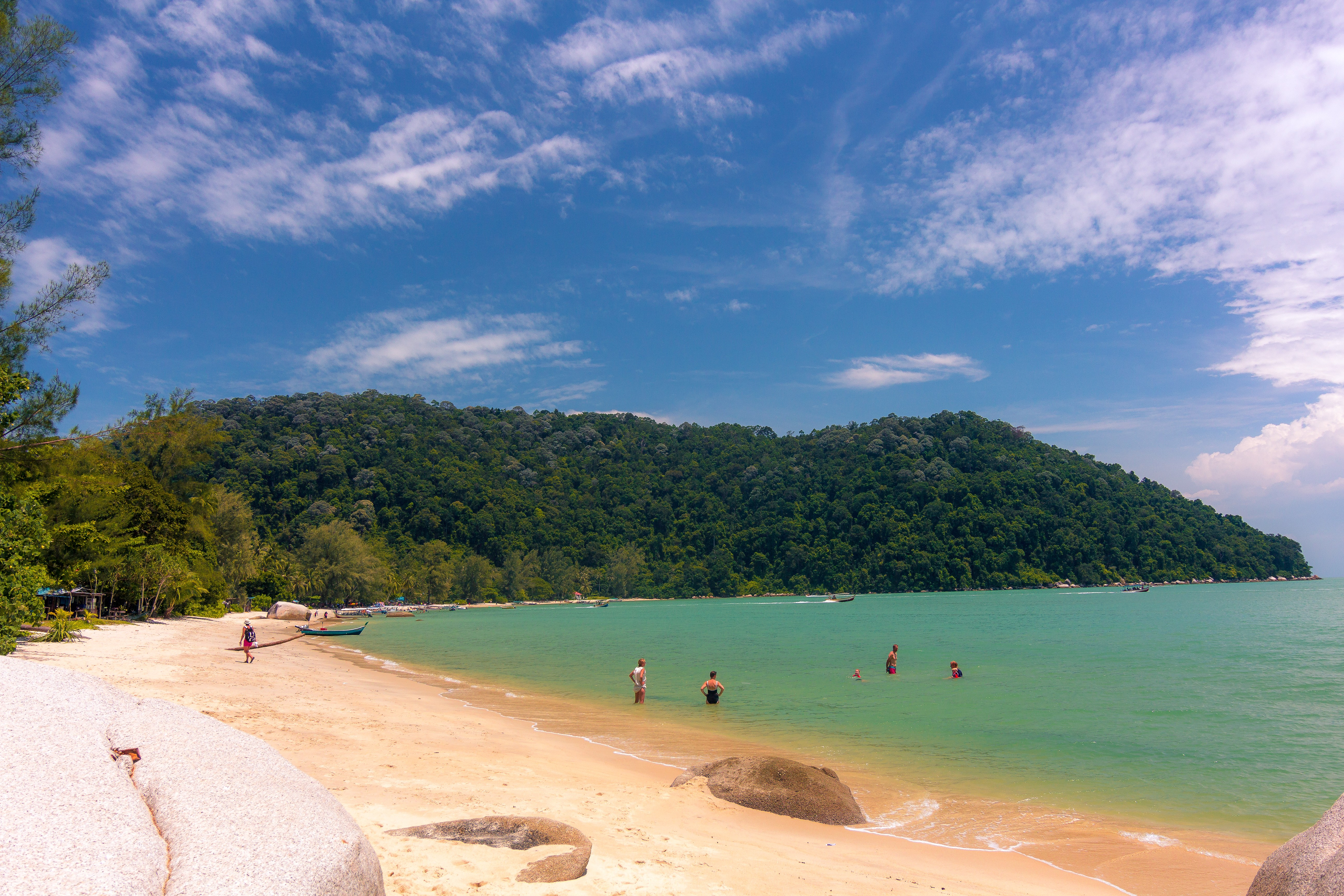 Monkey Beach And Penang National Park
