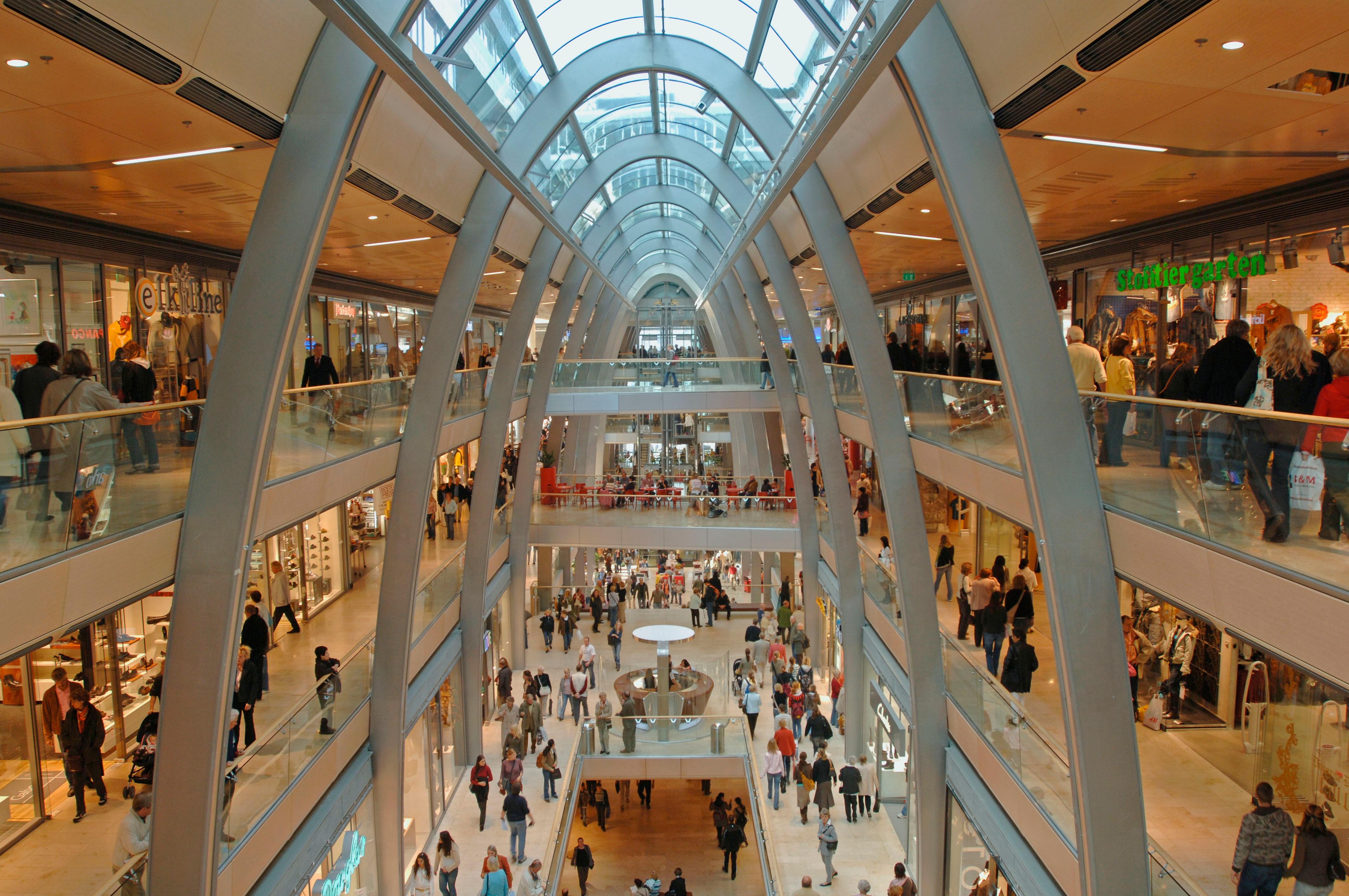 einkaufszentrum pula