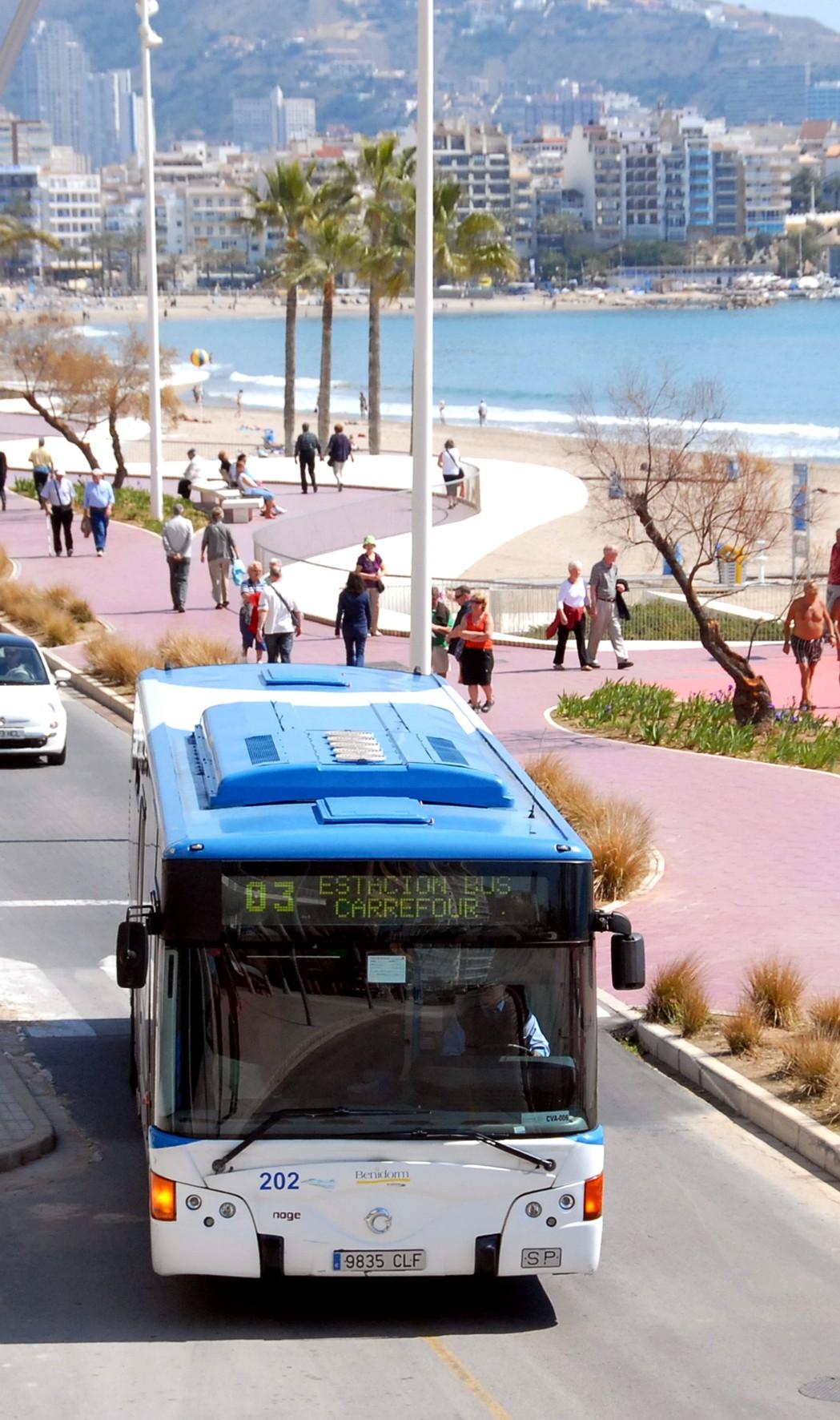 Bus Panor 225 Mico Benidorm Arrivalguides Com