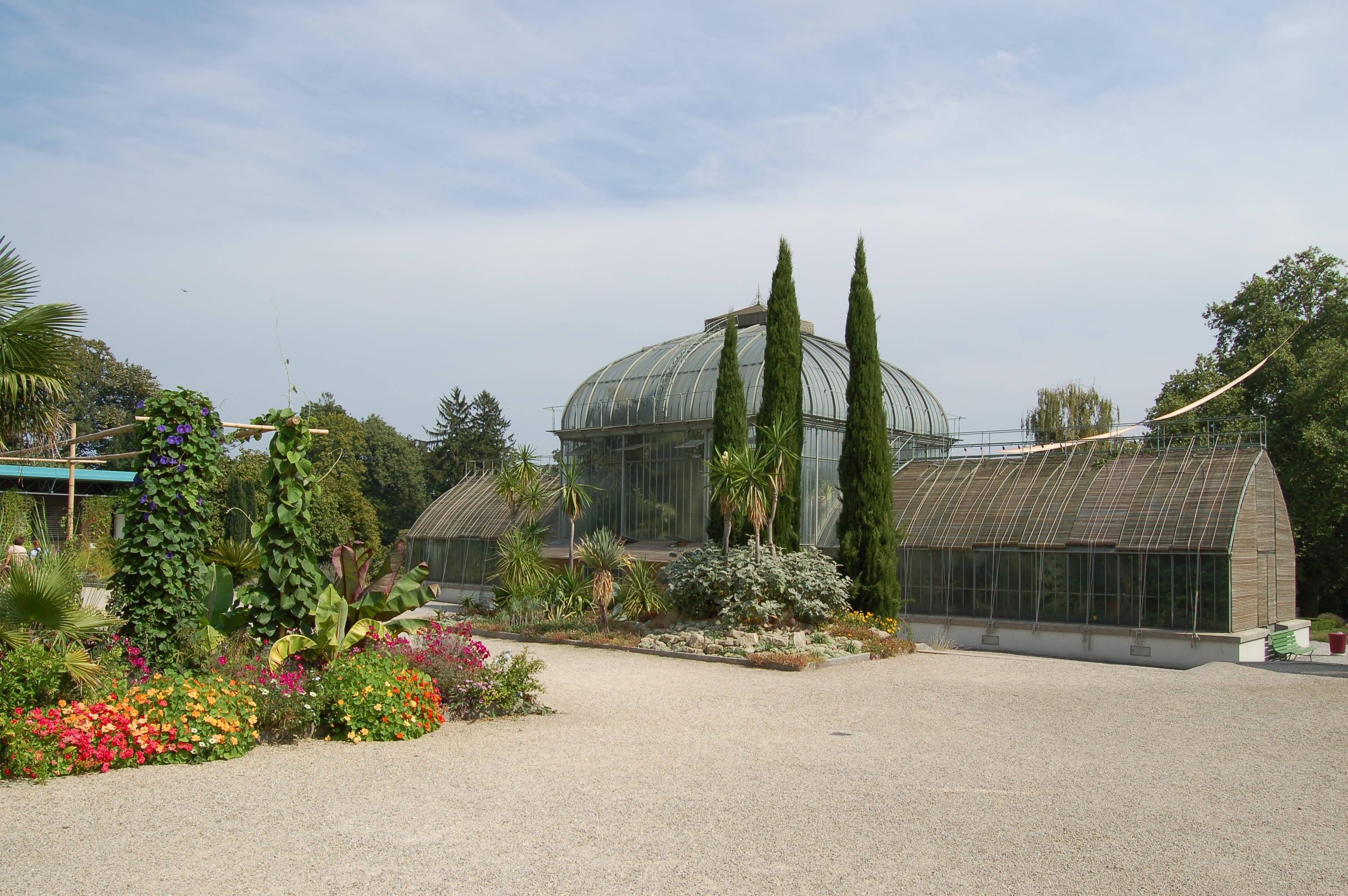 Botanischer Garten Jardin Botanique Genf Arrivalguides Com