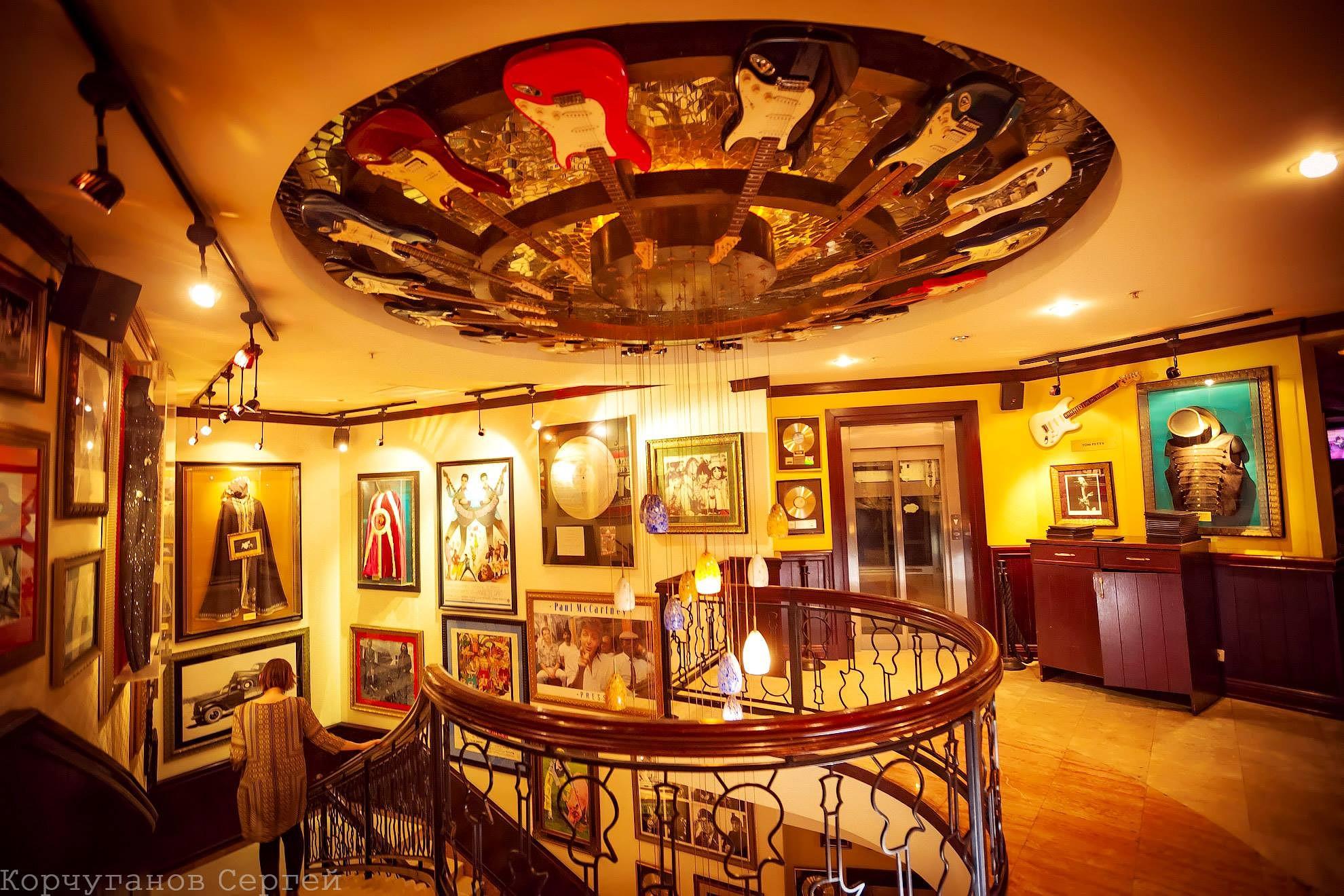 Salzburg Hard Rock Cafe