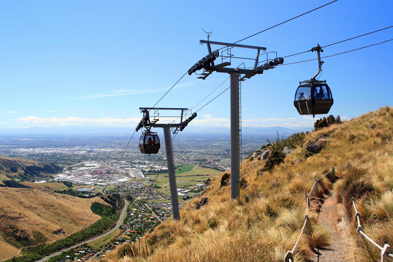 Christchurch Gondola - Christchurch - Arrivalguides.com