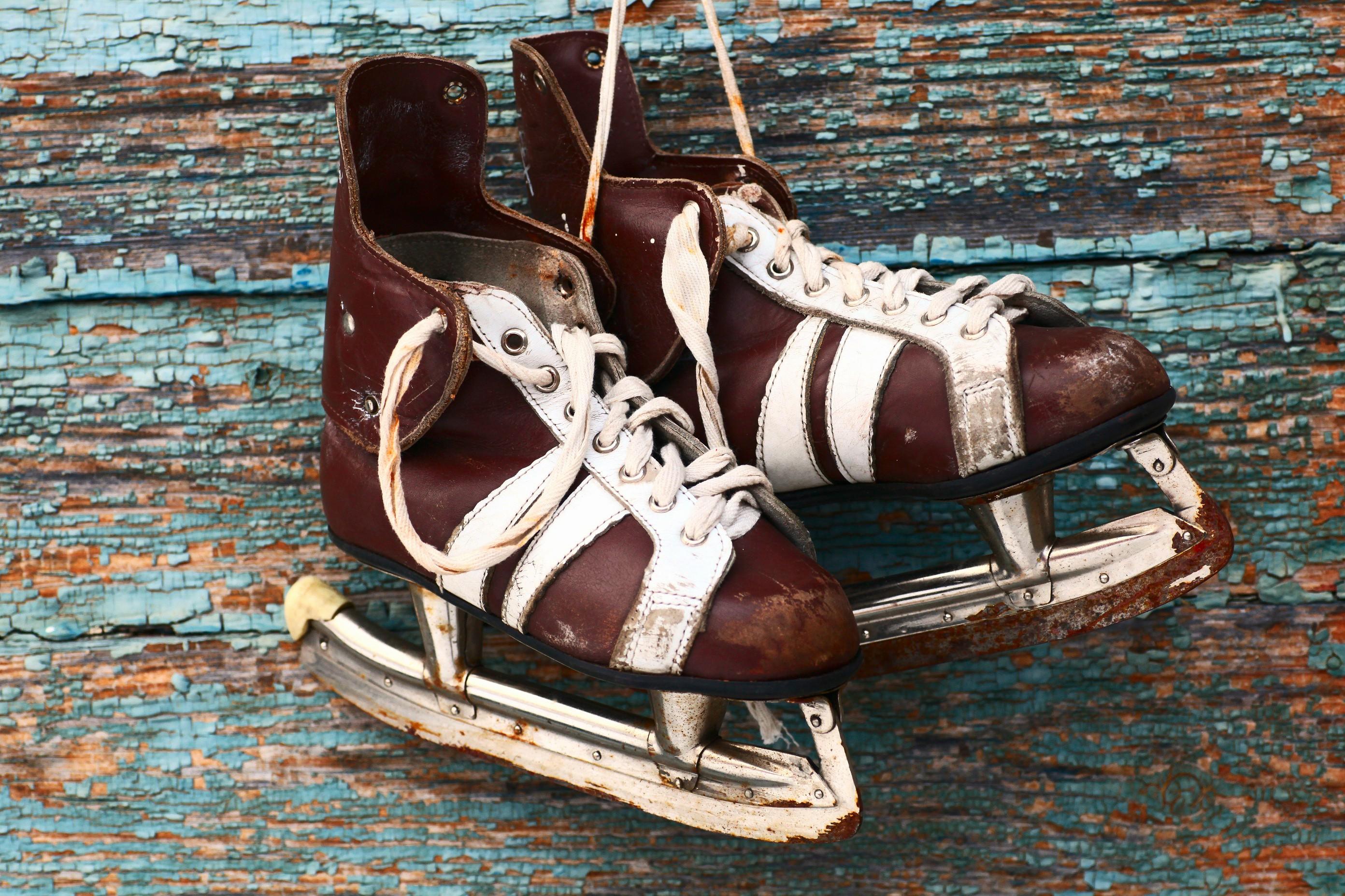 картинки с коньками на гвозде явлений