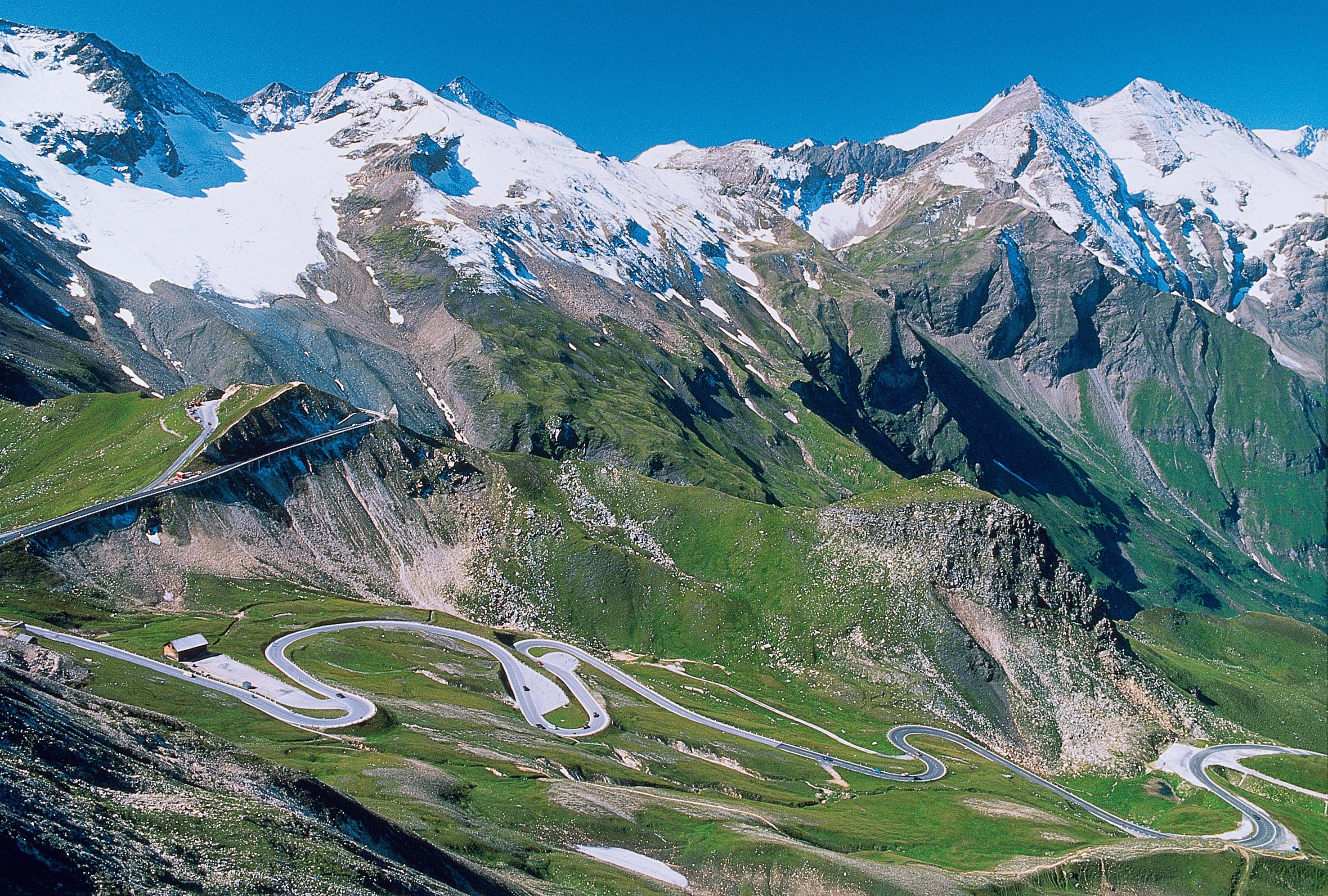 Großglockner High Alpine Road - Zell am See - Kaprun - Arrivalguides.com