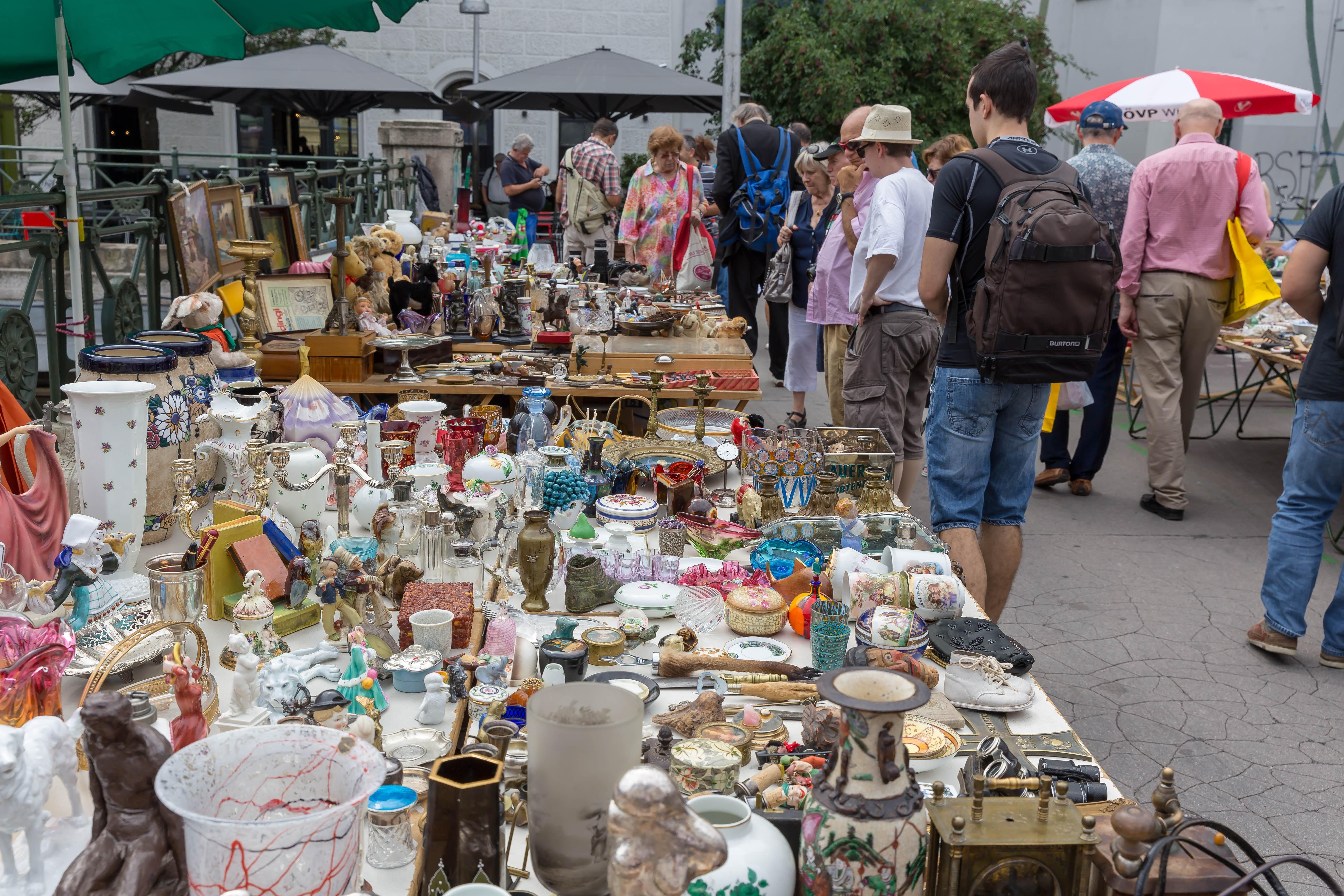 Flohmarkt In Wien