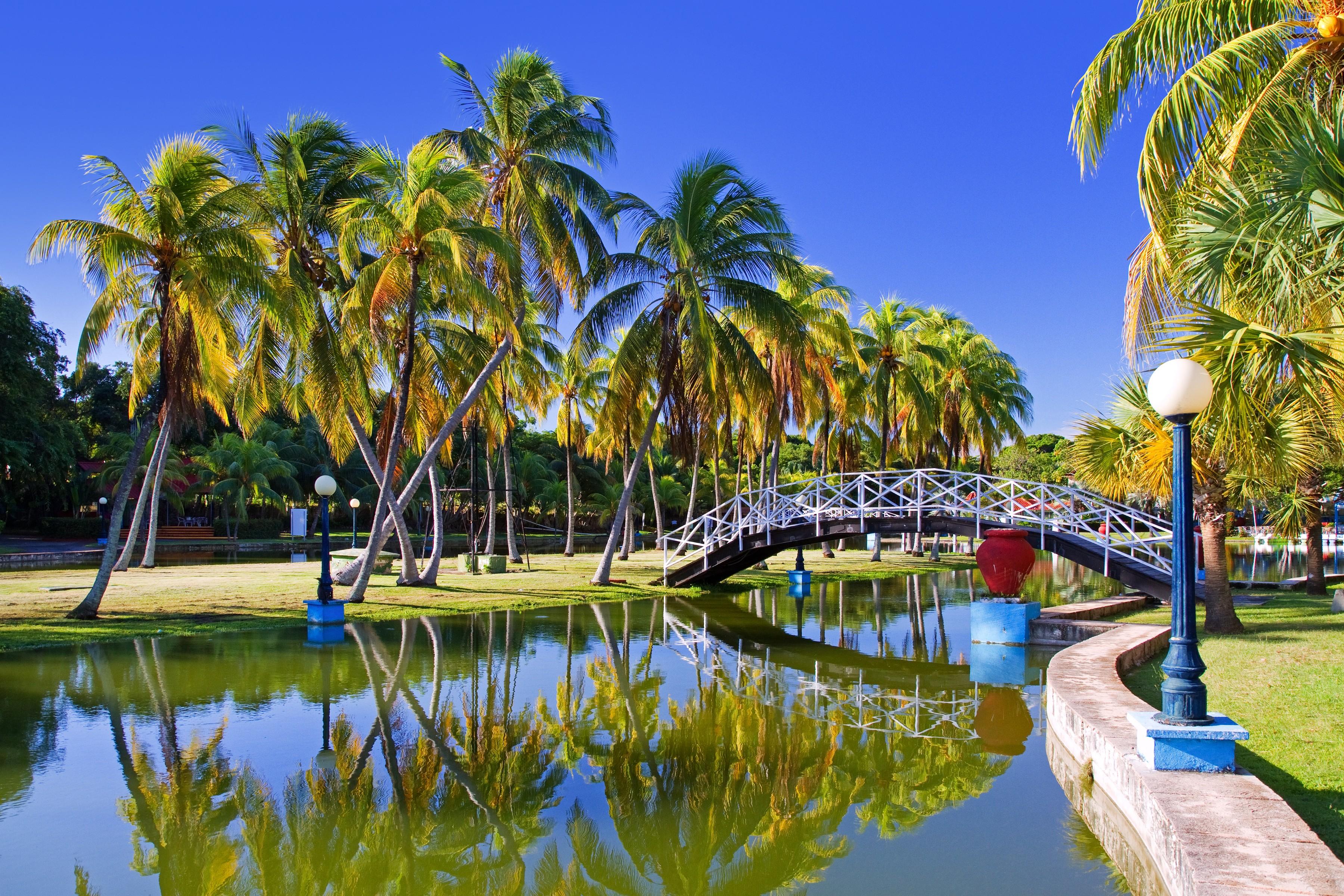 Josone Park - Varadero - Arrivalguides.com